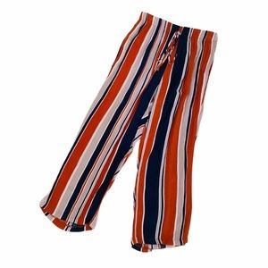 La Hearts Striped Pants